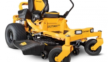 Cub Cadet Ultima ZT1 50 Zero-Turn Riding Mower Review