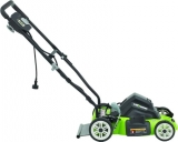 Earthwise 50214 14″ 8-Amp Corded Electric Lawn Mower Review