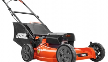 Echo CLM-58V4AH Walk-Behind Brushless Cordless Electric Lawn Mower Review