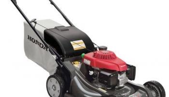 Honda HRX217K5VKA Variable Speed 4-in-1 Versamow Gas Self Propelled Mower