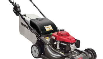 Honda HRX217VLA 21″ Self Propelled Gas Lawn Mower Review