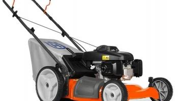 Husqvarna 7021P 21″ Gas Powered Push Lawn Mower Review