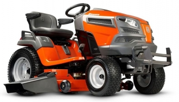 Husqvarna GTH52XLS 52″ Riding Lawn Mower Review