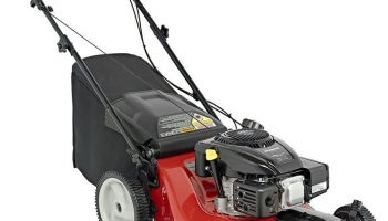 Jonsered L4621 Self-Propelled Gas Lawn Mower Review