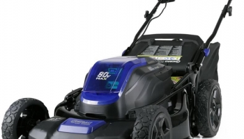 Kobalt KM2180B-06 80-Volt Cordless Electric Self-Propelled Lawn Mower Review