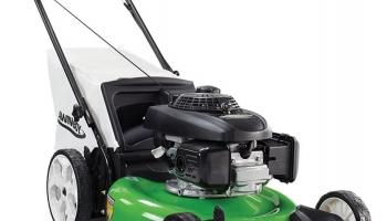 Lawn Boy 10736 21-Inch High Wheel Push Gas Powered Lawn Mower Review