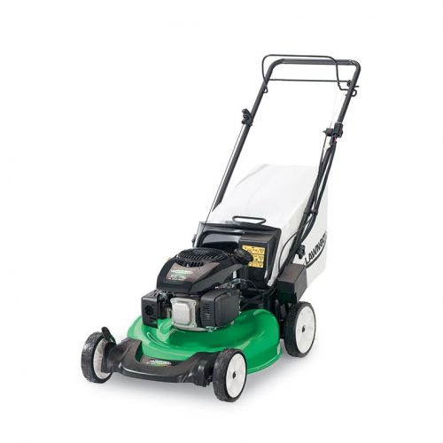 Lawn Boy 17734 21 Self Propelled Gas Ed Mower Review