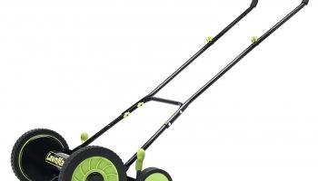 LawnMaster LMRM1601 16″ Push Reel Mower Review