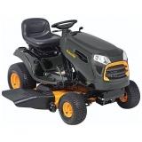 Poulan Pro PP20VA46 46″ Riding Lawn Mower Review