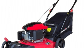 PowerSmart DB8621P 21″ Gas Walk-Behind Push Lawn Mower Review
