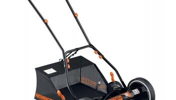 Remington RM3100 18″ Push Reel Lawn Mower Review