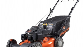 Remington RM410 Pioneer Walk-Behind Gas Lawn Mower Review
