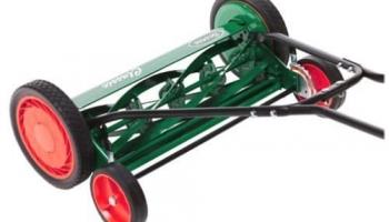 Scotts 2000-20 20″ Classic Push Reel Lawn Mower Review