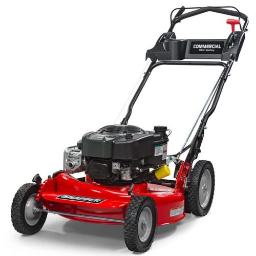 Sner Crp218520 7800849 21 Commercial Ninja Self Propelled Gas Lawn Mower Review
