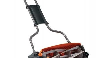 Fiskars StaySharp Max Manual Push Reel Mower Review