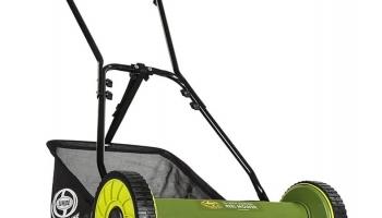 Sun Joe MJ500M Mow Joe 16″ Manual Reel Lawn Mower Review