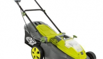 Sun Joe iON16LM 40V 16″ Cordless & Brushless Electric Lawn Mower Review