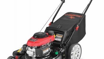 Troy-Bilt TB130 XP Walk-Behind Push Gas Lawn Mower Review