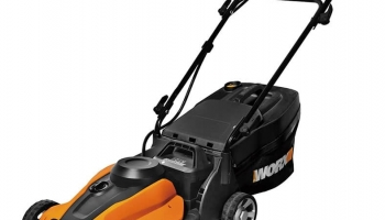 WORX WG782 14-Inch 24-Volt Cordless Electric Lawn Mower Review