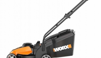 Worx WG775 14-Inch 24-Volt Cordless Electric Lawn Mower Review