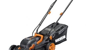 Worx WG779 14″ 40V Battery Cordless Electric Lawn Mower w/ Intellicut Review