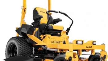 Cub Cadet Ultima Series ZTX 60 Zero Turn Mower Review