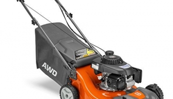 Husqvarna L221A 21″ 160cc Honda Walk Behind Self-Propelled Gas Mower Review