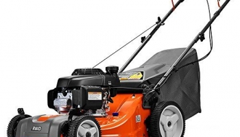 "Husqvarna LC221RH 21"" 160cc Honda Walk Behind Self-Propelled Gas Mower Review"