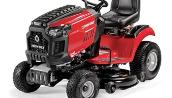 Troy-Bilt Super Bronco 13A6A1BS066 42″ Hydro Riding Lawn Mower / Tractor Review